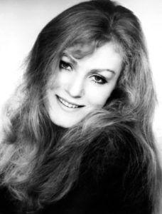 Певица Анна Герман