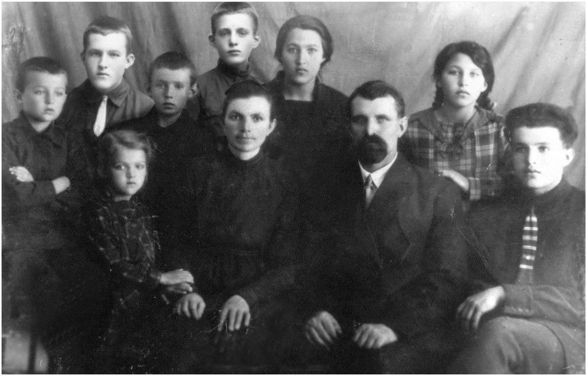 Предки Анны Герман