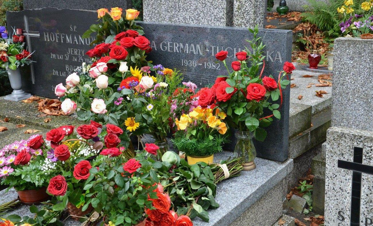 Память, светящая в сердцах. Могила Анны Герман