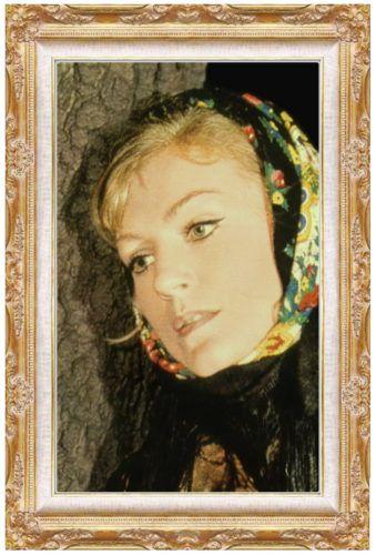 Портрет Анны Герман