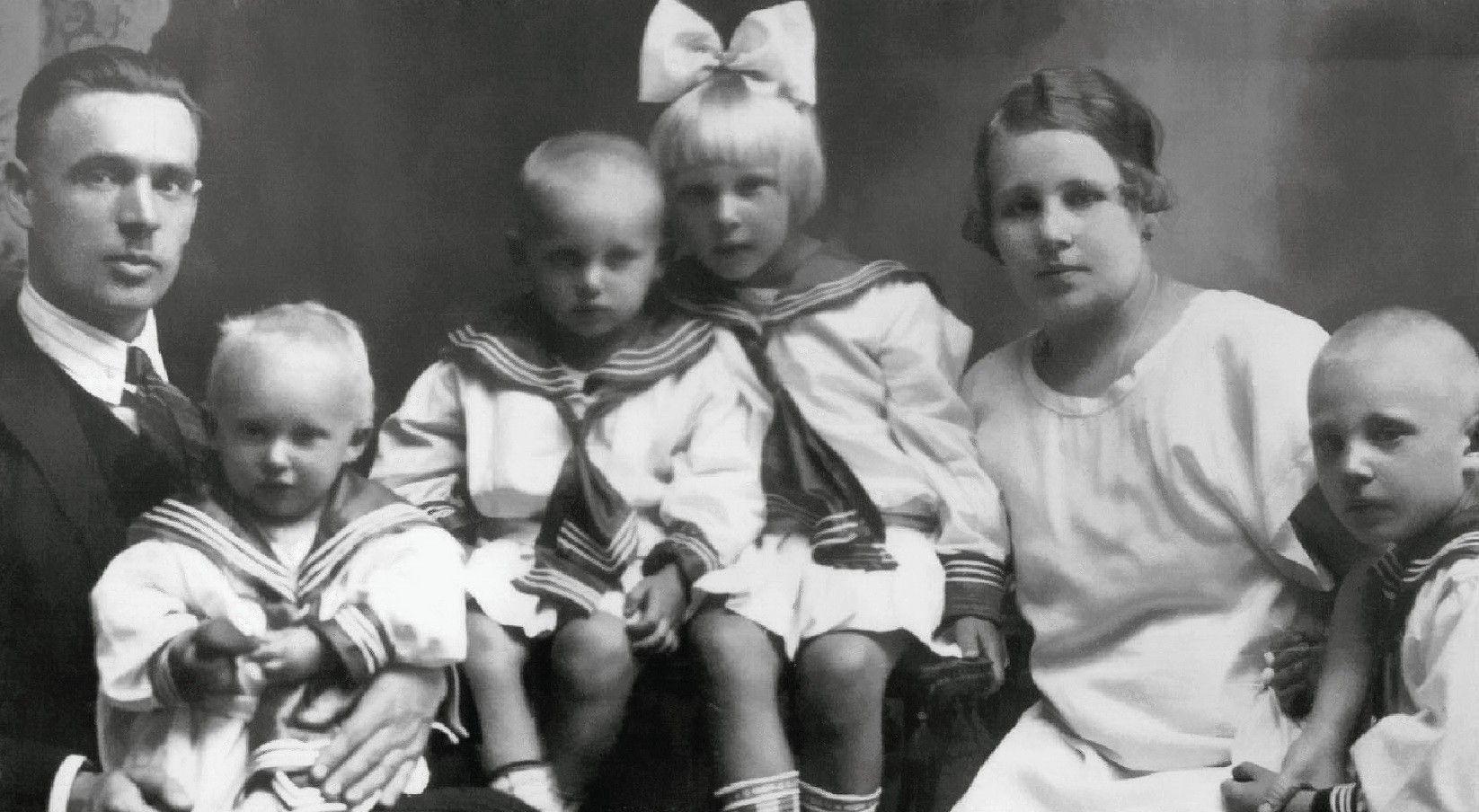 Станислава Лещинская: семья Яна и Генрики Замбжицких