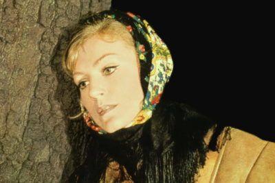 Малоизвестный портрет Анны Герман из архива журнала СЕНАТОР, публикуется впервые в честь 85-летия со Дня рождения певицы!