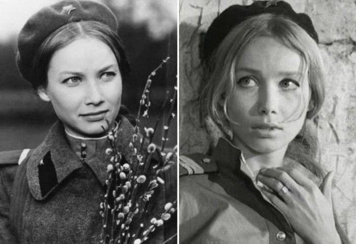 Польская киноактриса Пола Ракса